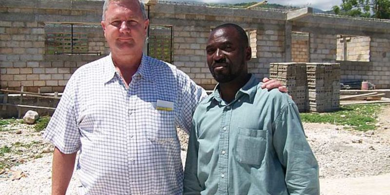 Ted Waldbart: A HERO for Haitians