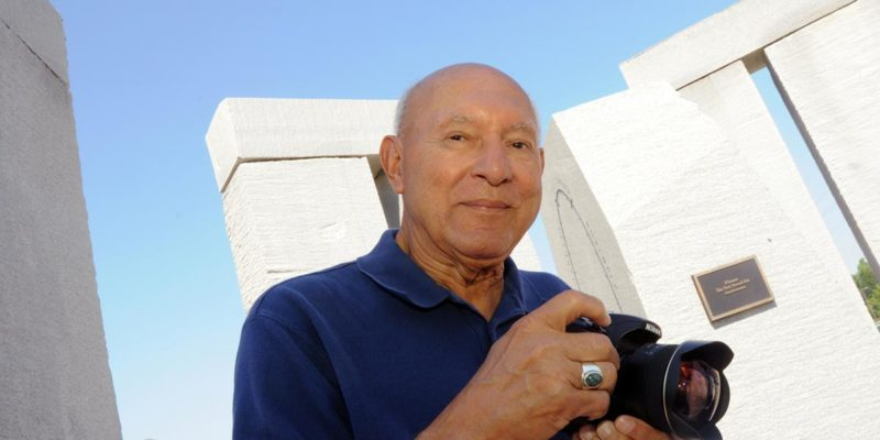 Ernest Gutierrez, former instructor of photography