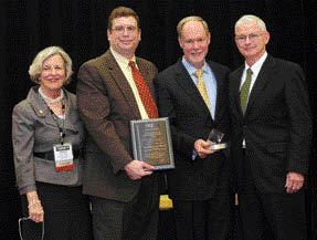 John F. Carney III: Chief Executive Leader of the Year