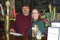 Joe and Crissy Hoefle: Home brew