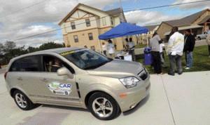 EcoCAR unveiled
