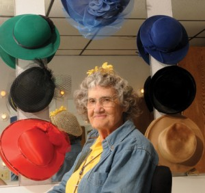 Betty Eyberg: wearing many hats