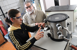 Protein prof tackles sticky plaque