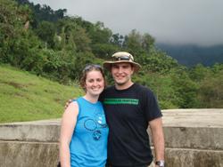 Paul and Kristine Hamilton