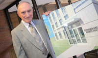 Building name now honors two longtime professors