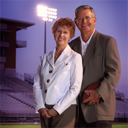 Bob & Mary Keiser: Leading by example