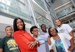LaWanda Jones:  Meeting the challenge