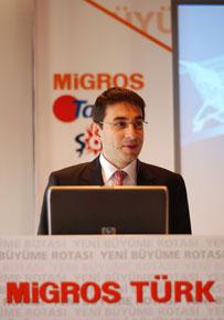 Talking Turkey: Ozgur Tort
