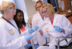 Leading the way for pre-college engineering, biomed
