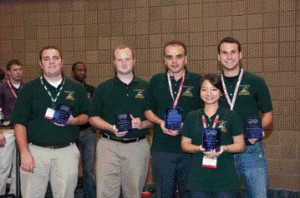 S&T takes second in PetroBowl