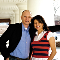 Dale and Patricia Ruma Spence: You don't have to retire with a million dollars to make a difference