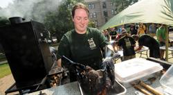 Pulling pork — the BBQ Club story
