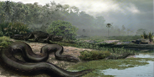 Snakeasaurus: S&T grad makes a BIG discovery