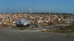 Relief and rebuilding in Joplin
