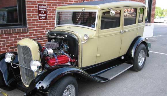 Model citizens for 1927 ford model t 4 door sedan
