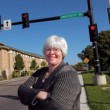 Suzanna Long is helping MoDOT develop a schedule for replacing LED bulbs in the state's traffic signals.