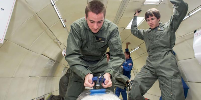 Perfecting CPR in zero-g