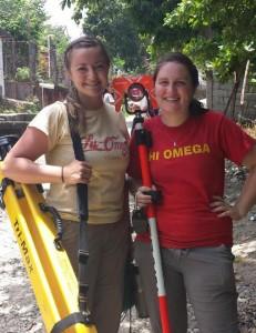 Bringing clean water to Honduras