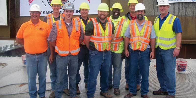 Rolla grads play key roles in I-70 bridge construction