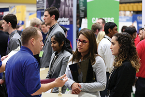 Spring 2015 Career Fair