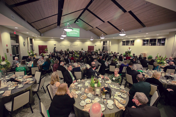 The Hasselmann Alumni House Donor Dinner on Thursday March 12, 2015.              Sam O'Keefe/Missouri S&T