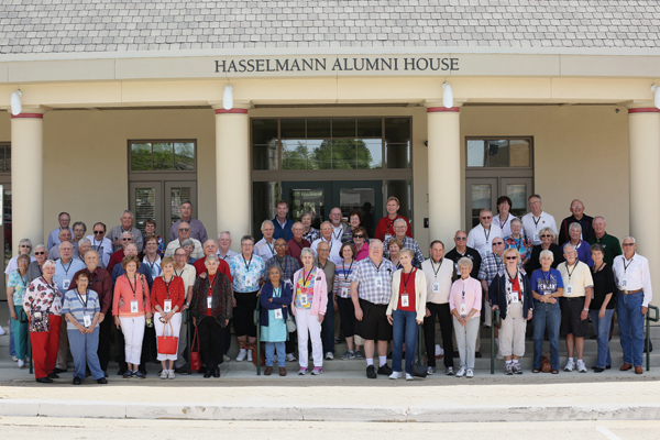 The 50-year anniversary of the graduating class of 1965 begins on May 19, 2015.       Sam O'Keefe/Missouri S&T