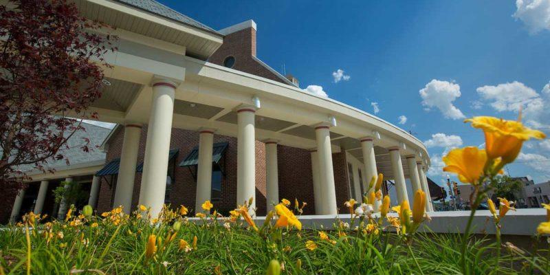 Home sweet home: Hasselmann Alumni House