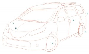 Automative inventions