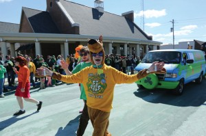 St. Pat's: S&T goes green