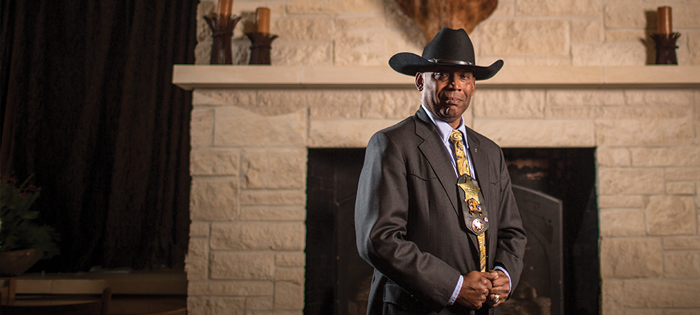 Eric Potts: Urban cowboy