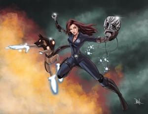 Steph Evans: STEM superhero