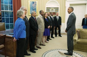 Oval Office honors
