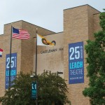 Leach Theatre turns 25