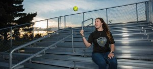 Bonnie Wilt: the science of softball