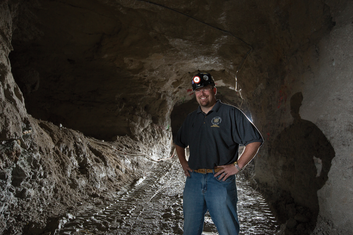 Rolla Miner,Redux: Braden Lusk returns to S&T to lead his home department