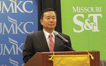 Mun Y. Choi named next UM System president