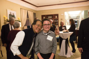 Cellist Yo-Yo Ma performs at S&T