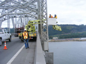 Robotic bridge inspector could slash traffic delays