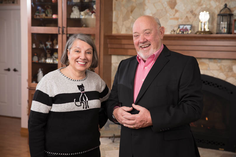 Richard and Barbara Jaquay:Giving thanks for a life of good fortune and global adventure