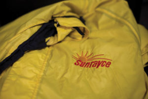Sunrayce '99 jacket makes triumphant return