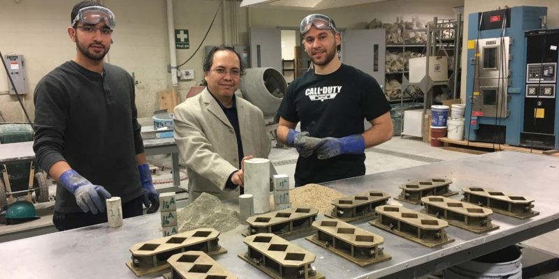 Making stronger concrete with fly ash