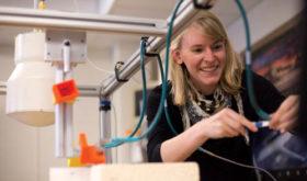 Katelyn Brinker advancesthe future ofspace exploration