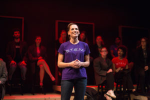 The STEM Monologues highlights hurdles faced by women in STEM