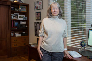 Stephanie O'Sullivan: Life after intelligence