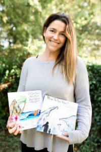 Alumna publishes second children's book