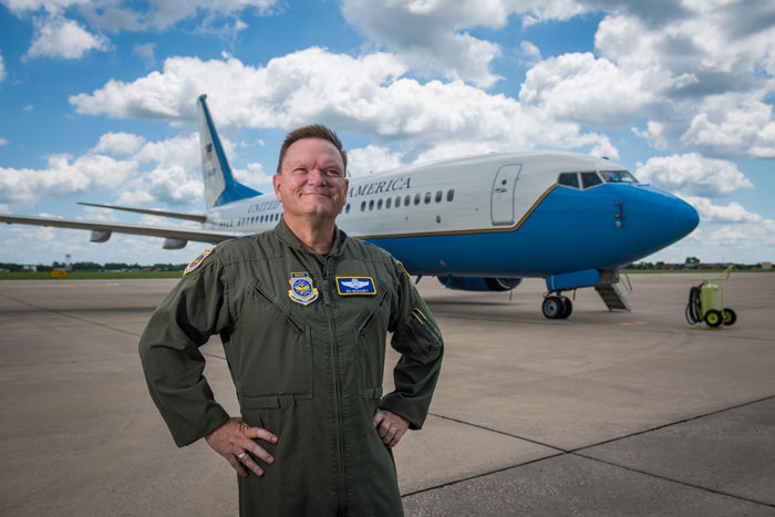 Bo Mahaney: Personal compass navigates military career