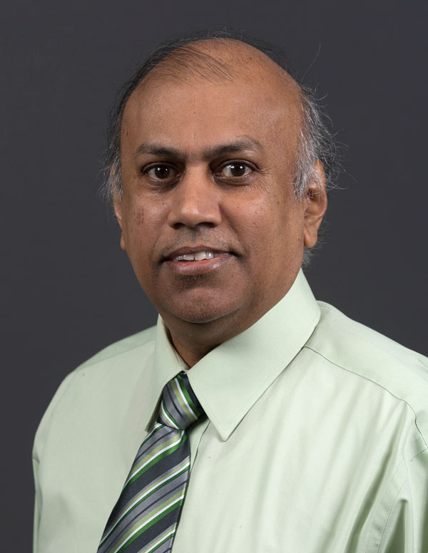 Portrait of Jagannathan Sarangapani