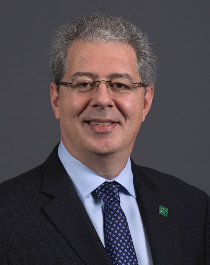 Costas Tsatsoulis portrait