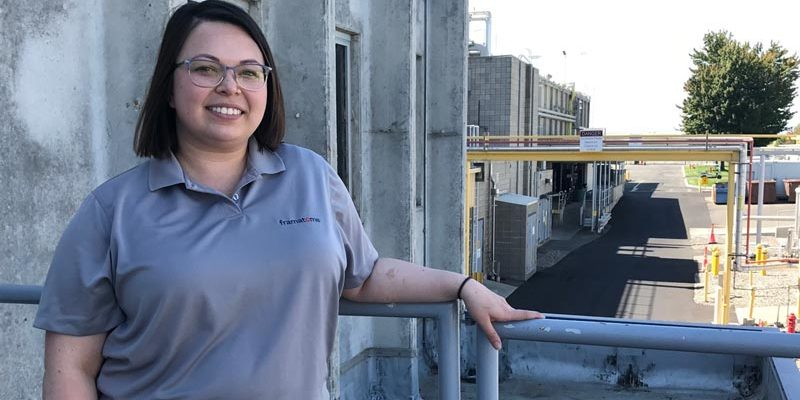 Ceramic engineer finds a home in nuclear industry