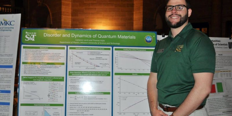 Physics grad receives NSF graduate research fellowship